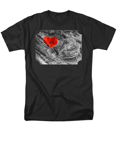 Drifting - Love Merging Men's T-Shirt  (Regular Fit) by Gill Billington