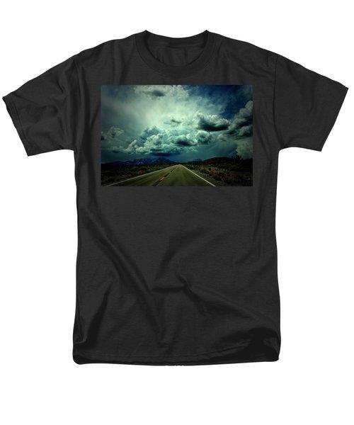 Drive On Men's T-Shirt  (Regular Fit) by Mark Ross