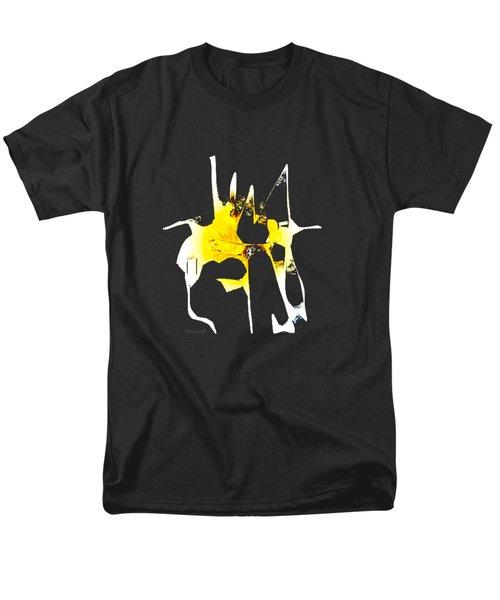 Duel Men's T-Shirt  (Regular Fit) by Asok Mukhopadhyay