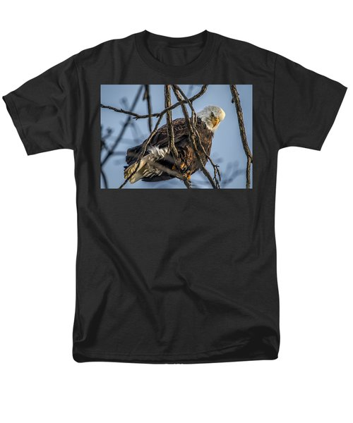 Eagle Power Men's T-Shirt  (Regular Fit) by Ray Congrove
