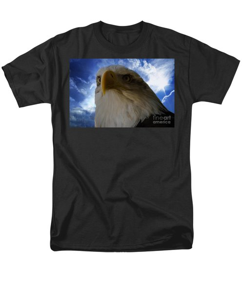 Eagle Men's T-Shirt  (Regular Fit) by Sherman Perry