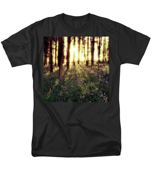 Early Morning Amongst The Men's T-Shirt  (Regular Fit) by John Edwards