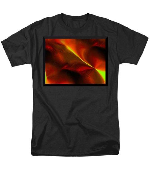 Body Heat Men's T-Shirt  (Regular Fit) by Yul Olaivar