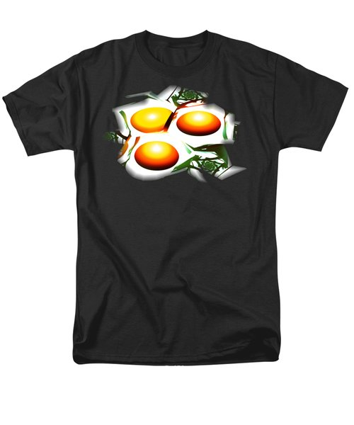 Eggs For Breakfast Men's T-Shirt  (Regular Fit) by Anastasiya Malakhova
