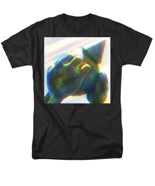 Men's T-Shirt  (Regular Fit) featuring the photograph Election Year by Carolina Liechtenstein