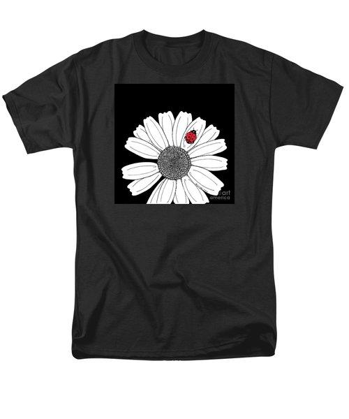 Ella's Daisy Men's T-Shirt  (Regular Fit)