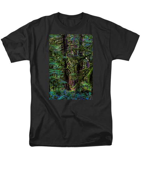 Enchanted Men's T-Shirt  (Regular Fit) by Alana Thrower