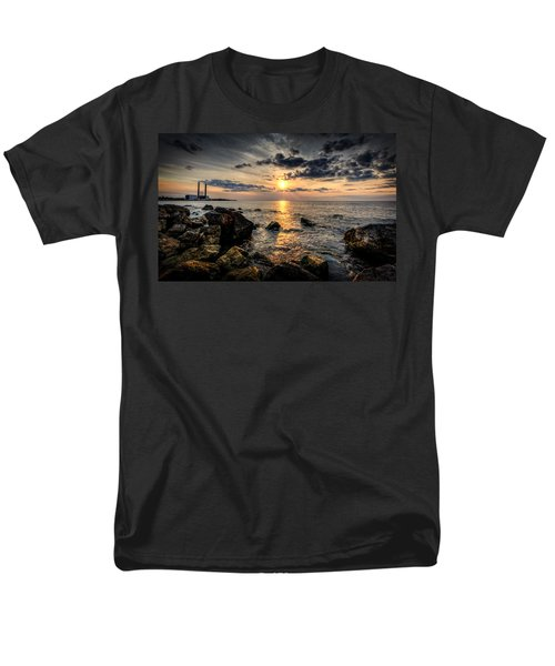 End Of The Day Men's T-Shirt  (Regular Fit) by Everet Regal
