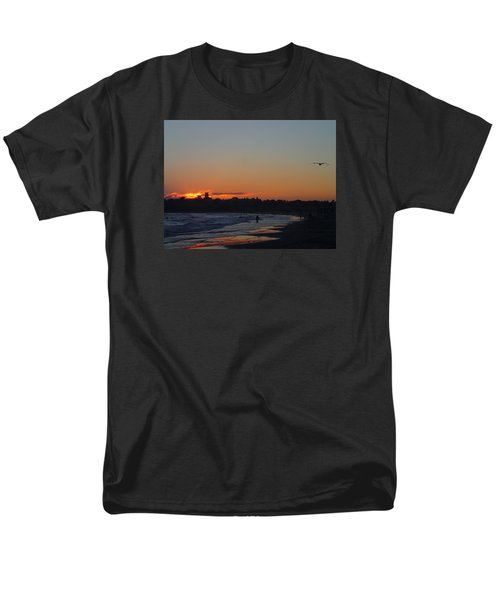 End Of The Island Day. Men's T-Shirt  (Regular Fit) by Robert Nickologianis