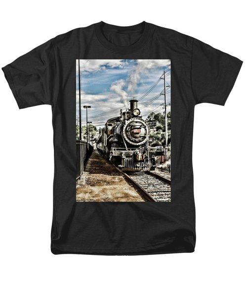 Engine 154 Men's T-Shirt  (Regular Fit)