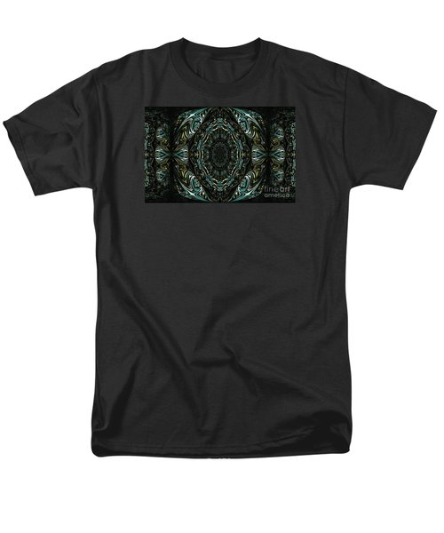 Men's T-Shirt  (Regular Fit) featuring the photograph Enigma. Special For August by Oksana Semenchenko