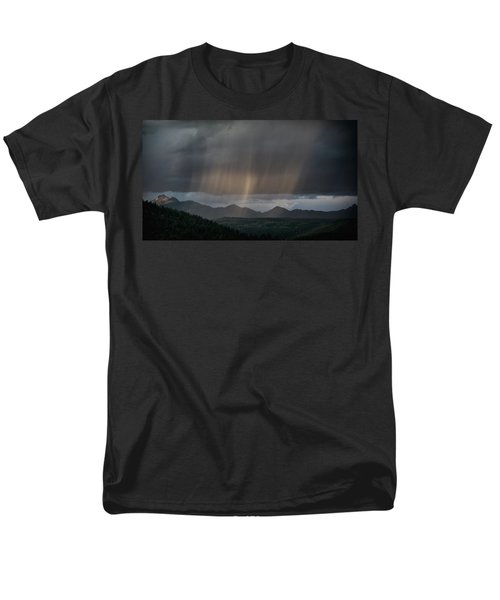 Enlightened Shafts Men's T-Shirt  (Regular Fit) by Jason Coward
