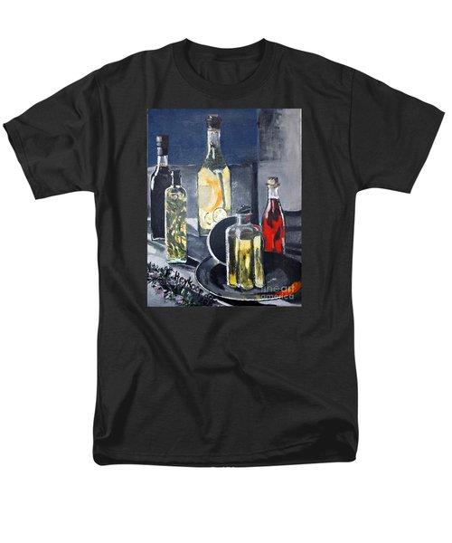 Enliven Salads Men's T-Shirt  (Regular Fit) by Francine Heykoop