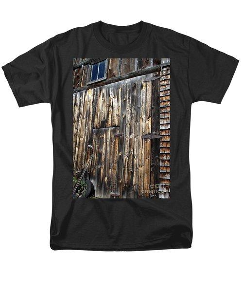 Enter The Barn Men's T-Shirt  (Regular Fit) by Kerri Mortenson