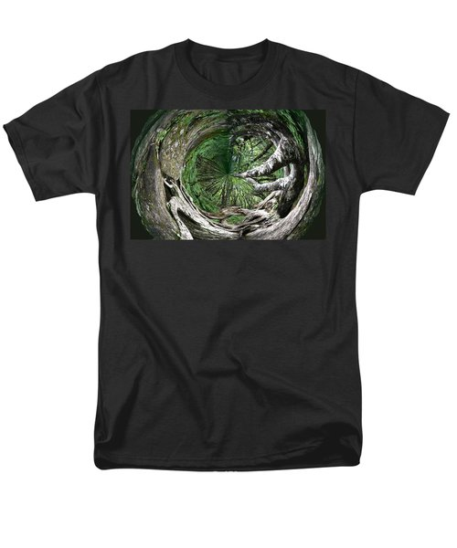Enter The Root Cellar Men's T-Shirt  (Regular Fit) by Gary Smith