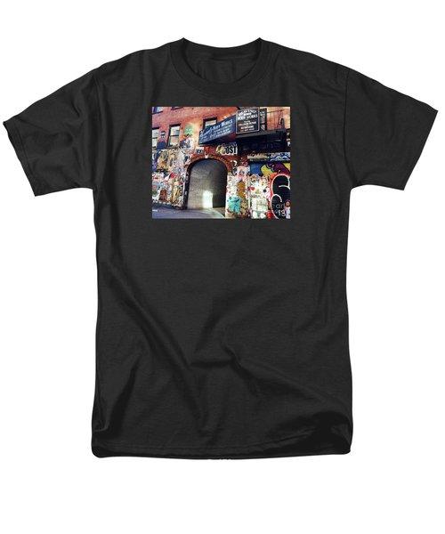 Entrance Men's T-Shirt  (Regular Fit) by Beth Saffer