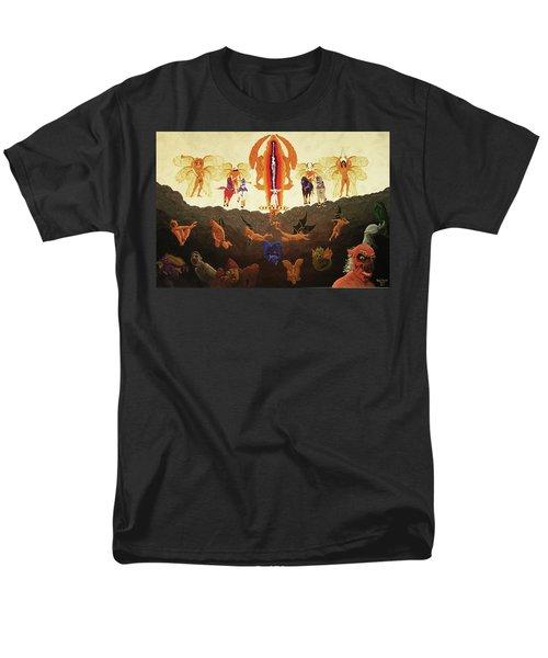 Epic - In The Valley Of Megiddo Men's T-Shirt  (Regular Fit)
