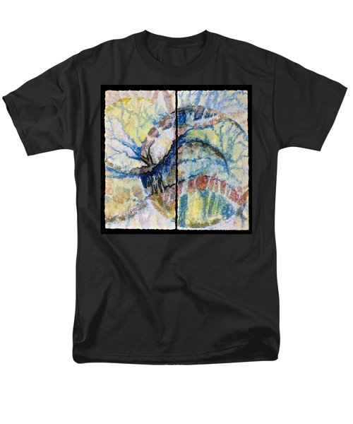 Escaping Reality Men's T-Shirt  (Regular Fit)