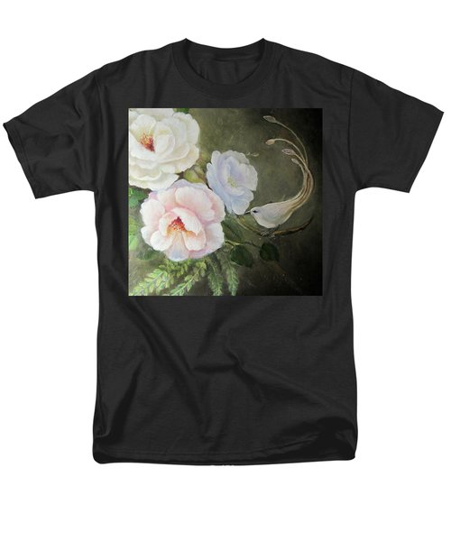 Etre Fleur  Men's T-Shirt  (Regular Fit) by Patricia Schneider Mitchell