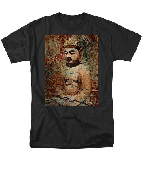 Evening Meditation Men's T-Shirt  (Regular Fit) by Christopher Beikmann