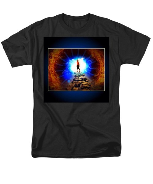Every Man's Life Is A Fairy Tale Men's T-Shirt  (Regular Fit) by Nick Heap