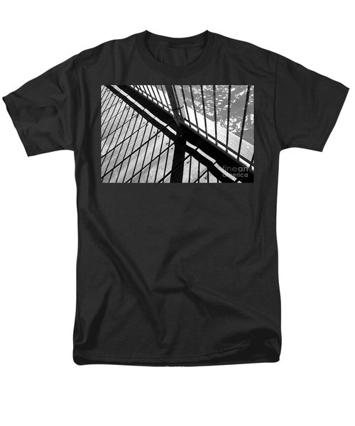 Men's T-Shirt  (Regular Fit) featuring the photograph Every Which Way by Stephen Mitchell
