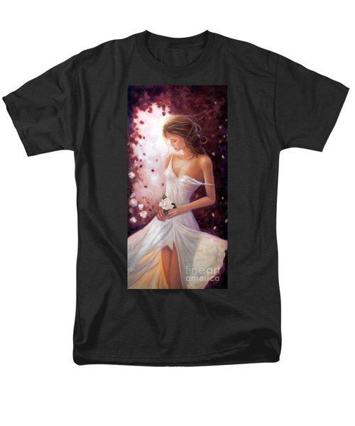 Evocative Scent Of A Summer Rose Men's T-Shirt  (Regular Fit)
