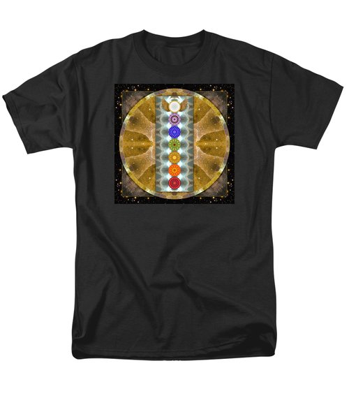 Men's T-Shirt  (Regular Fit) featuring the photograph Evolving Light by Bell And Todd