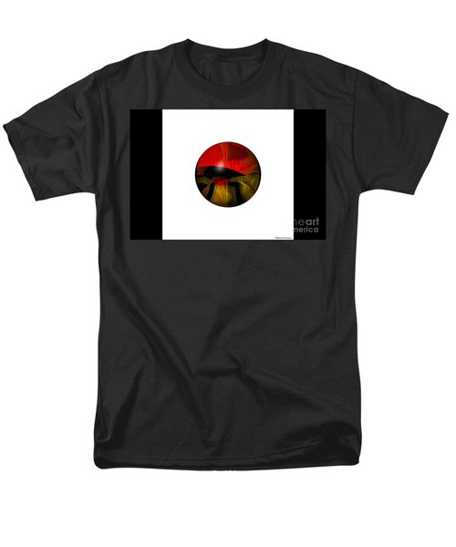 Exoplanet  Men's T-Shirt  (Regular Fit) by Thibault Toussaint