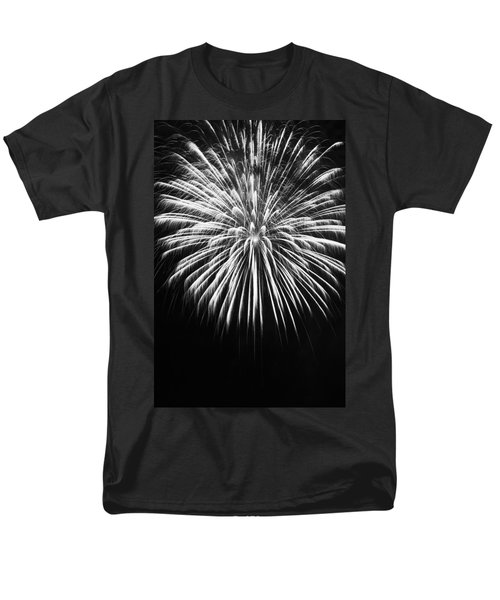 Men's T-Shirt  (Regular Fit) featuring the photograph Explosion by Colleen Coccia