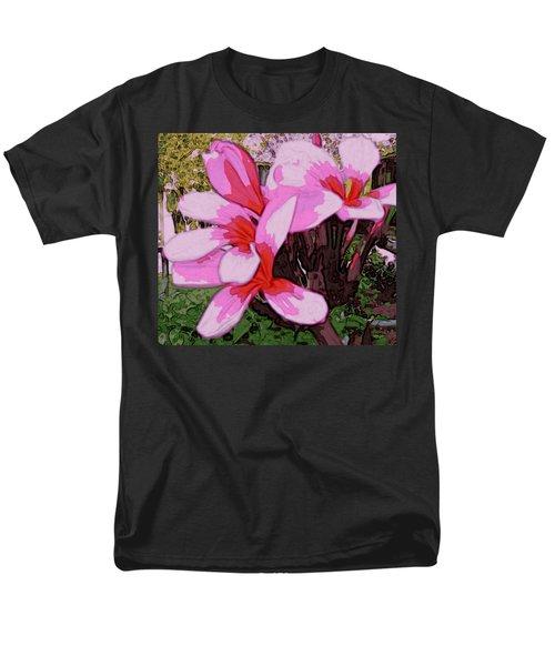 Exuberance Men's T-Shirt  (Regular Fit) by Winsome Gunning
