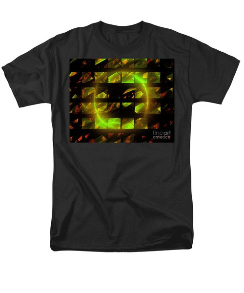 Eye In The Window Men's T-Shirt  (Regular Fit) by Victoria Harrington