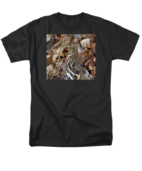 Eye Of The Rugr Men's T-Shirt  (Regular Fit) by Randy Bodkins