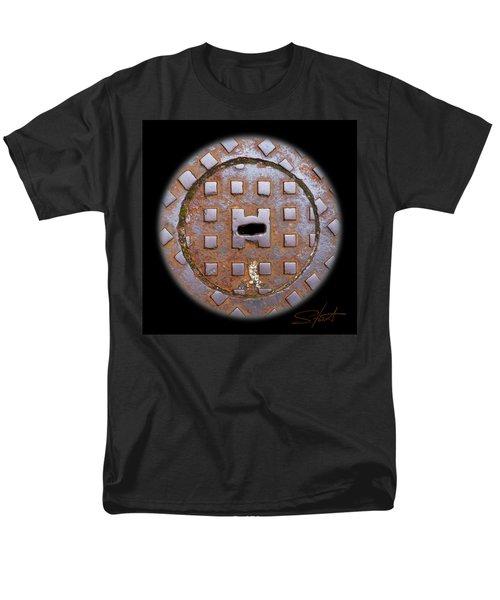 Face 2 Men's T-Shirt  (Regular Fit) by Charles Stuart