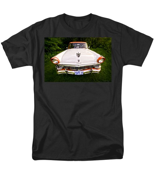 Fairlane Men's T-Shirt  (Regular Fit) by Jerry Golab