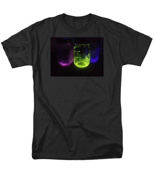 Fairy Jars Men's T-Shirt  (Regular Fit) by Shelby Burhans