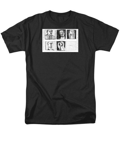 Falbulas No. 8  Men's T-Shirt  (Regular Fit)