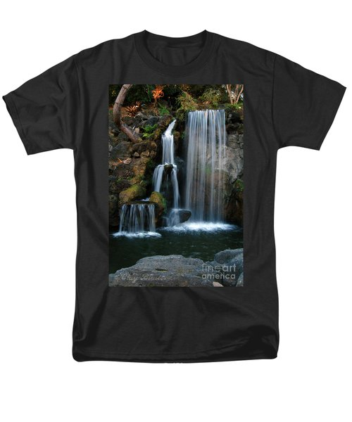 Falling For You Men's T-Shirt  (Regular Fit) by Clayton Bruster