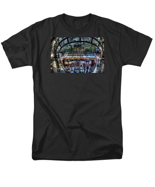 Men's T-Shirt  (Regular Fit) featuring the photograph Falls View by Jim Lepard