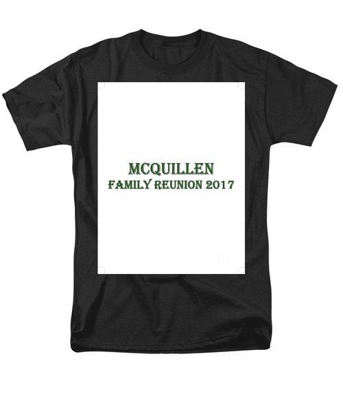 Family Reunion 2017 Men's T-Shirt  (Regular Fit)