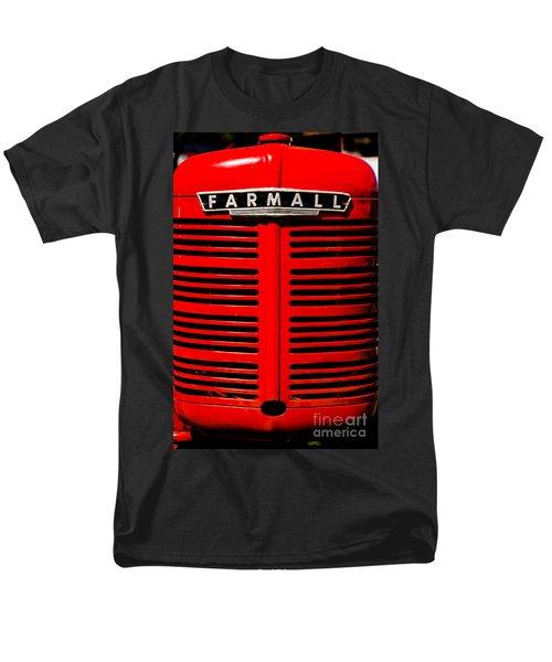 Farmall Grill Men's T-Shirt  (Regular Fit) by Sherman Perry