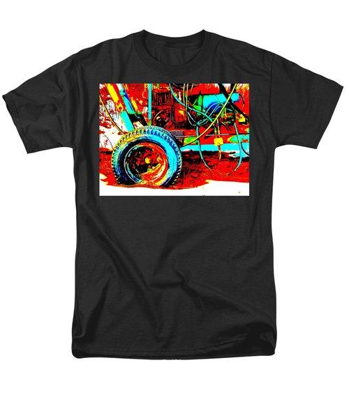 Feb 2016 47 Men's T-Shirt  (Regular Fit) by George Ramos