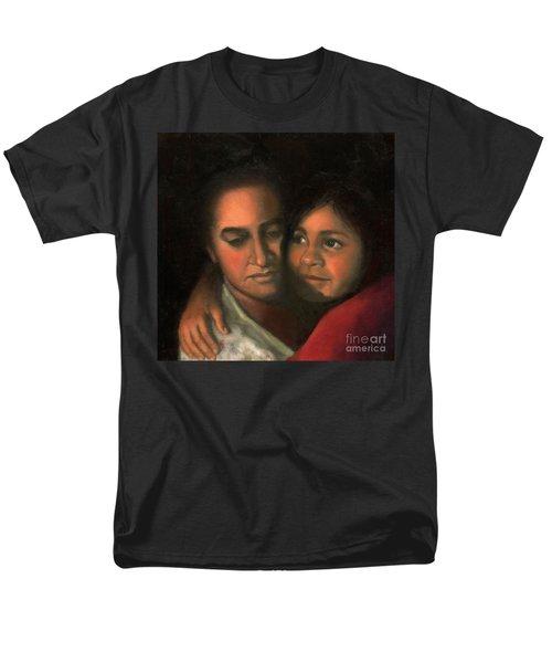 Felicia And Kira Men's T-Shirt  (Regular Fit) by Marlene Book