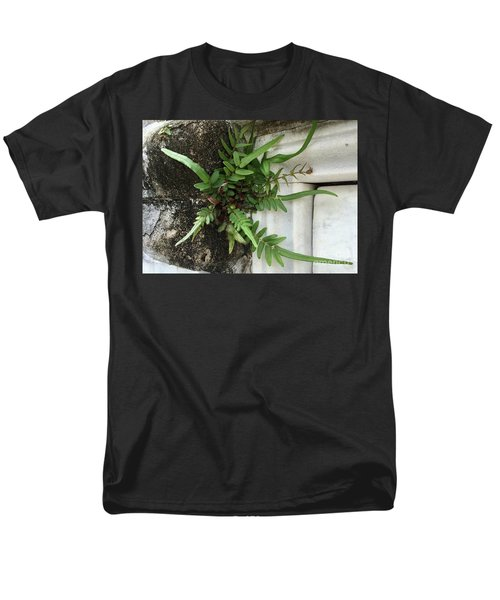 Men's T-Shirt  (Regular Fit) featuring the painting Fern by Kim Nelson