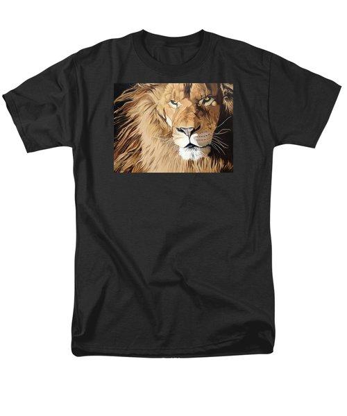 Fierce Protector Men's T-Shirt  (Regular Fit) by Nathan Rhoads