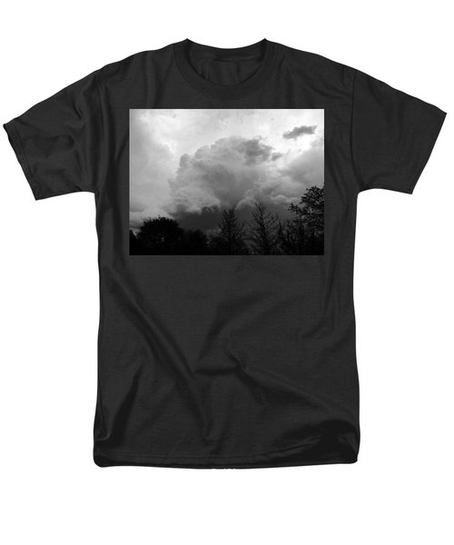Men's T-Shirt  (Regular Fit) featuring the photograph Fierce  by Teresa Schomig