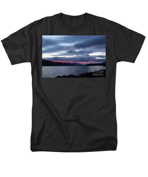 Final Touch Men's T-Shirt  (Regular Fit) by Victor K