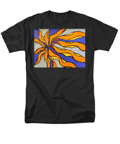 Fire, Ice, And Water Men's T-Shirt  (Regular Fit)