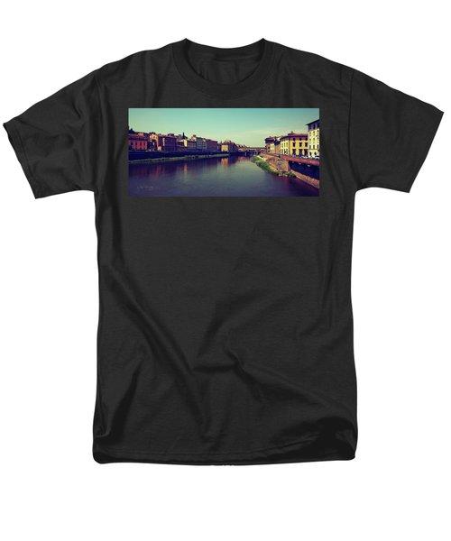 Firenze Men's T-Shirt  (Regular Fit) by Joseph Westrupp