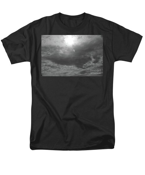First Flakes Of The Season Men's T-Shirt  (Regular Fit) by Jesse Ciazza